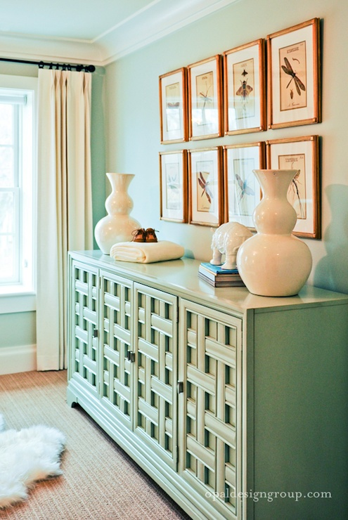 Mint is fresh-image via Modeets from Opal Design Group