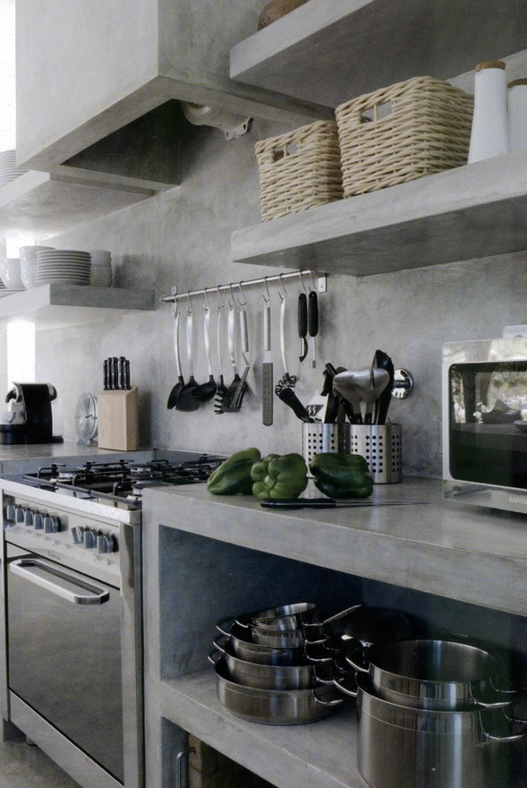Open Shelving in Kitchens-In or Out? - IT Sonoma Style