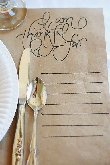 This year I am thankful for….You! Image via Abby M Interiors