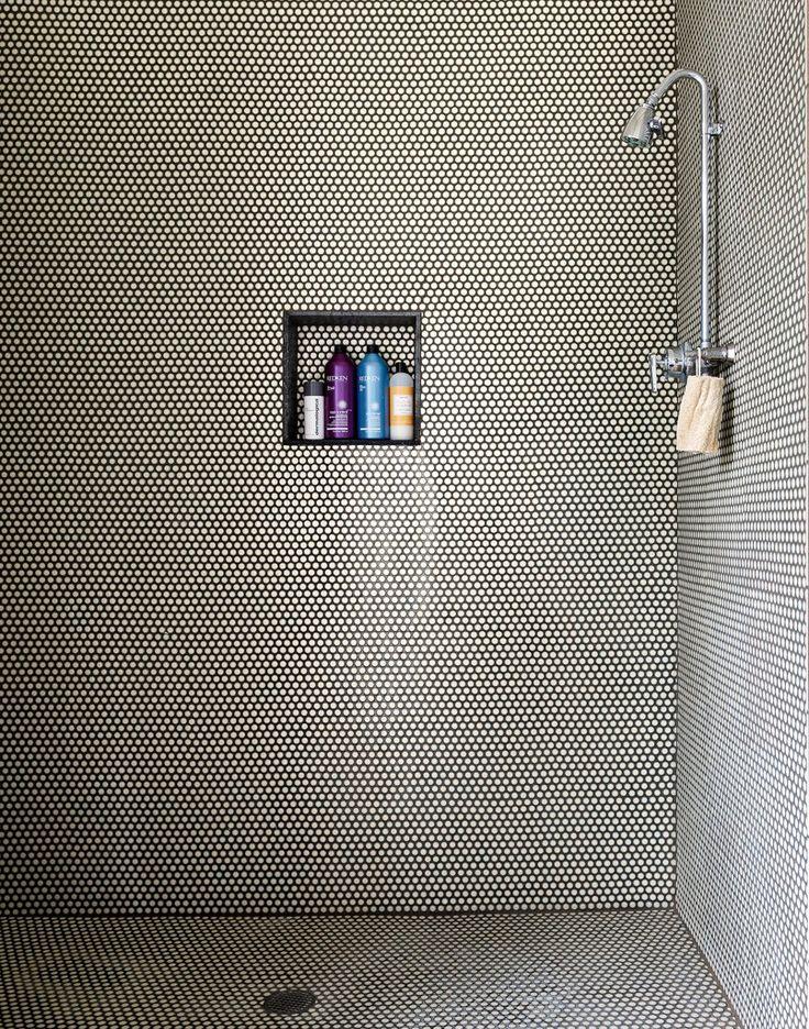 Black Bathrooms-image via the NYTimes