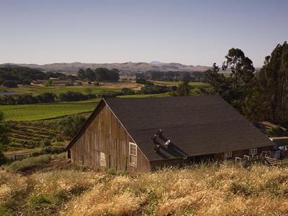 Barn Conservation Sonoma Style