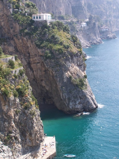 Italy-the Amalfi Coast