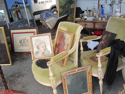 Brocantes-the Loire Valley Chronicles