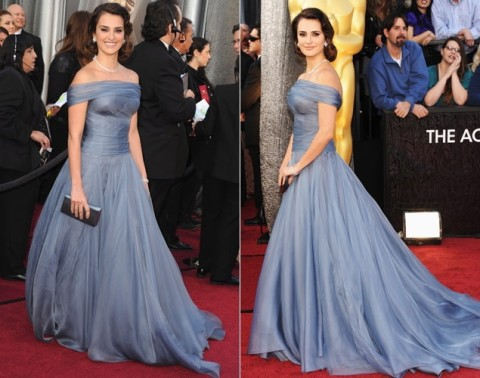 Top 5 Best Red Carpet Dresses at the Academy Awards