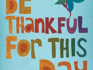 Thanksgiving-The Attitude of Gratitude!