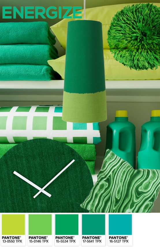 Emerald-Pantone Color of the Year 2013