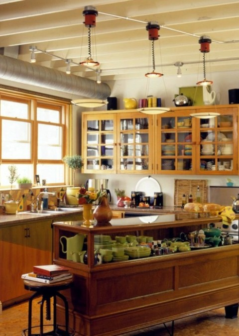 Kitchen Trends-Industrial
