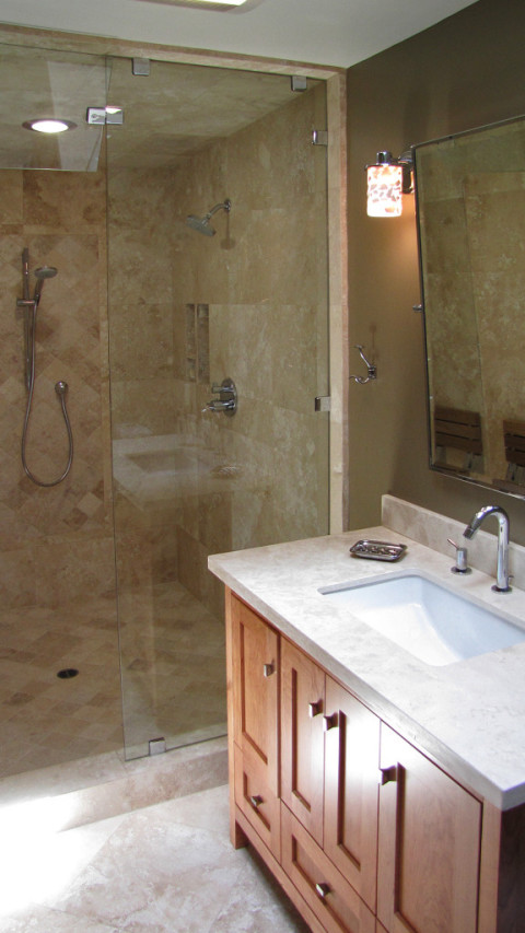 Bathroom Spas-Steam Shower