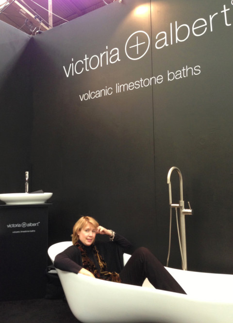 Victoria & Albert-British Bath Products