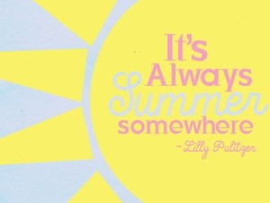 R.I.P. Lilly Pulitzer