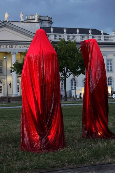 Time Guards by Manfred Kielnhofer