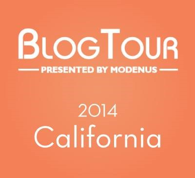 BlogTour 2014 in California