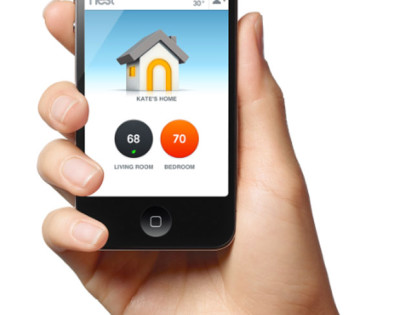 Smart Technology for Your Home-Nest