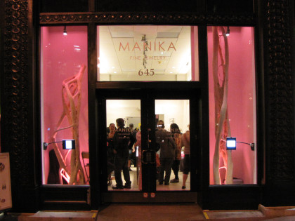 Manika Jewelry Store-Sonoma Style™ Design Project