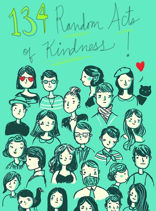 21 Day Kindness Challenge-Inspiration via And Then We Saved Blog