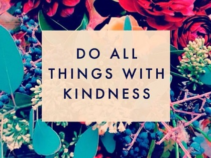 21 Day Kindness Challenge