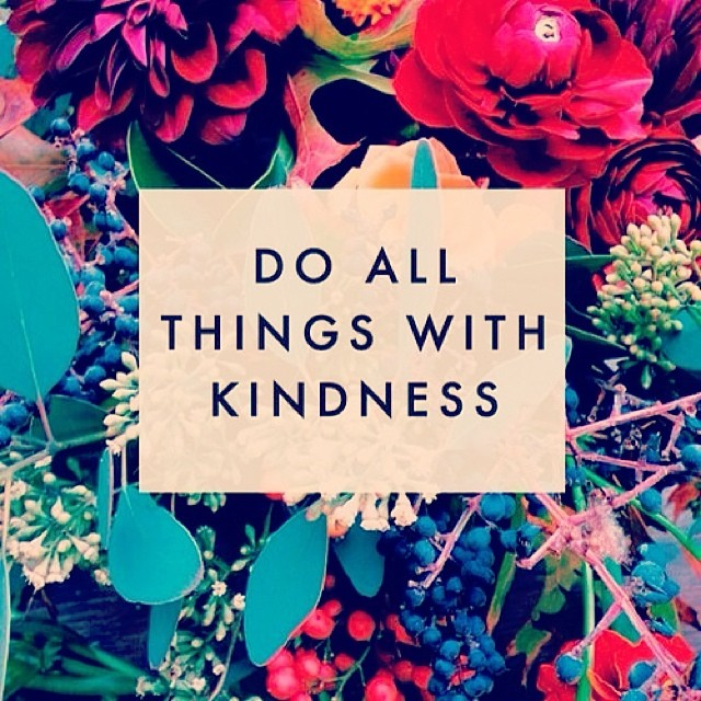 21 Day Kindness Challenge-image via Be Radiantly Raw on Tumbler