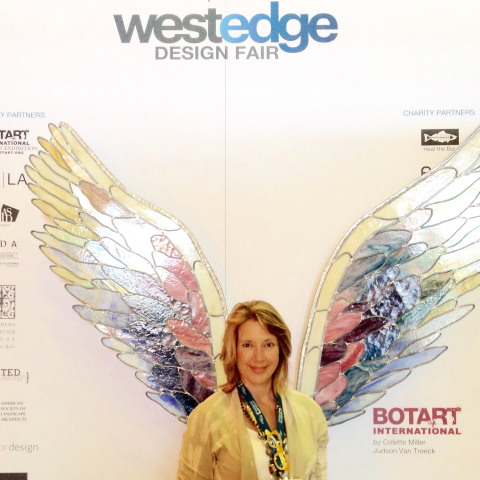 West Edge Design Fair 2014-I was there!