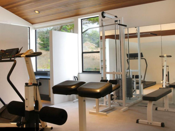 34420 Hwy. 1-Private Ocean Front Estate: private gym