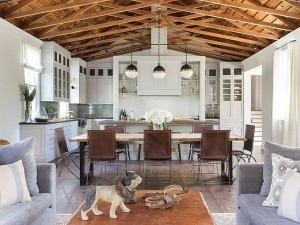 What's Hot in Luxury Real Estate : #2 Open Kitchens-Sonoma Style™