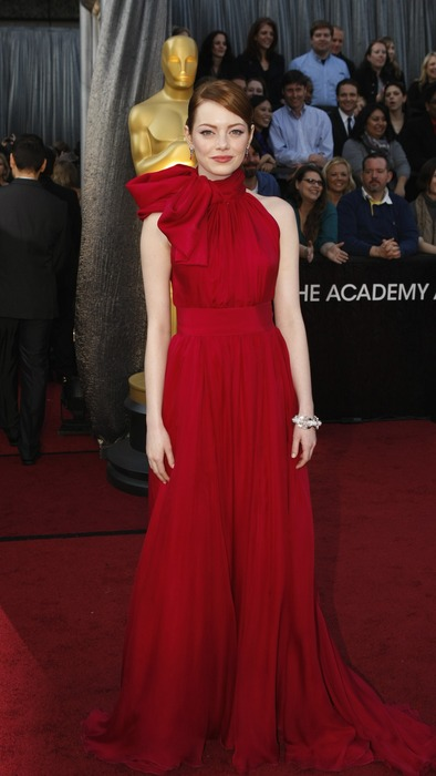 394x700 1 Top 5 Best Red Carpet Dresses at the Academy Awards!
