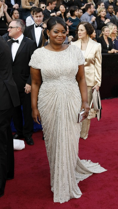 394x700 Top 5 Best Red Carpet Dresses at the Academy Awards!