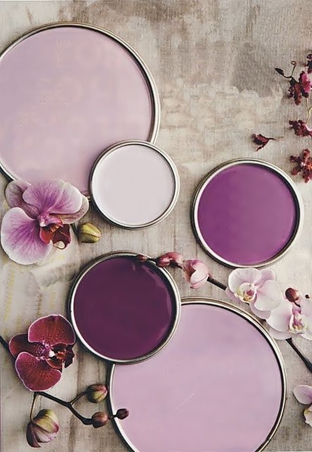 Radiant Orchid Pantone Color of the year for 2014-image via Tempoda Delicadeza