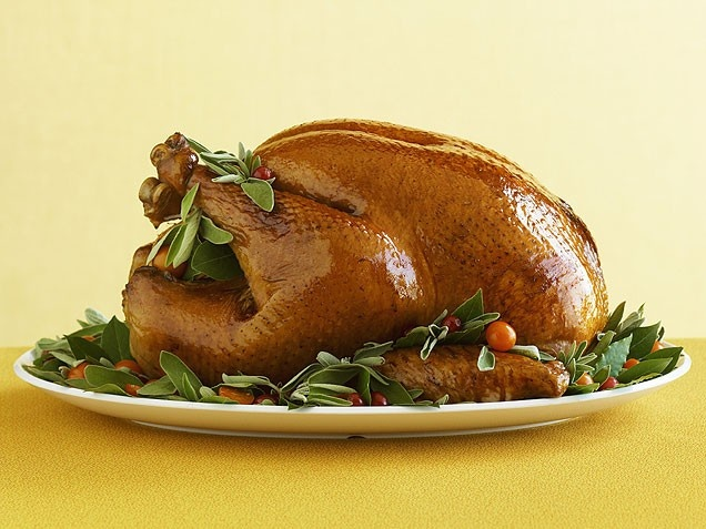 The Perfect Roasted Turkey-tips via ivillage