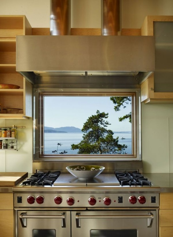Add windows in unexpected places: image via Freshome