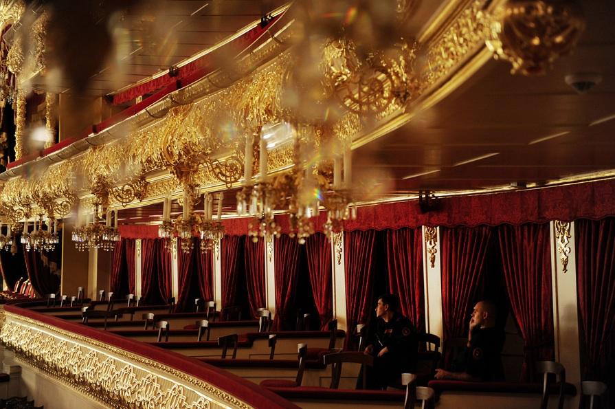 Bolshoi 1 the Bolshoi Theatre Renovated at last