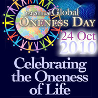 GOD 200 1 Global Oneness Day: Imagine Peace
