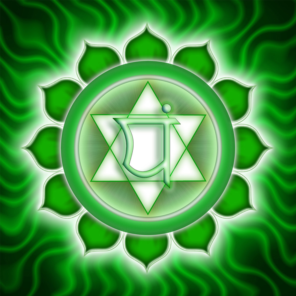 Heart Chakra Anahata 2 1024x1024 Spring Green For Your Home