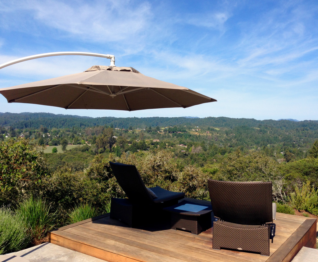 It's not the size that counts, but the quality of life when Redefining Luxury Sonoma Style™-Love our views!-image via ITSonomaStyle