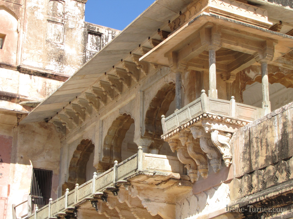 Architectural Highlights from my travels to India-the Amber Fort, Jaipur