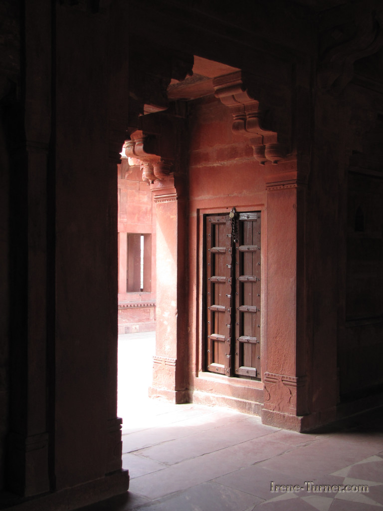 Architectural Highlight-Fatehpur Sikri, the summer palace