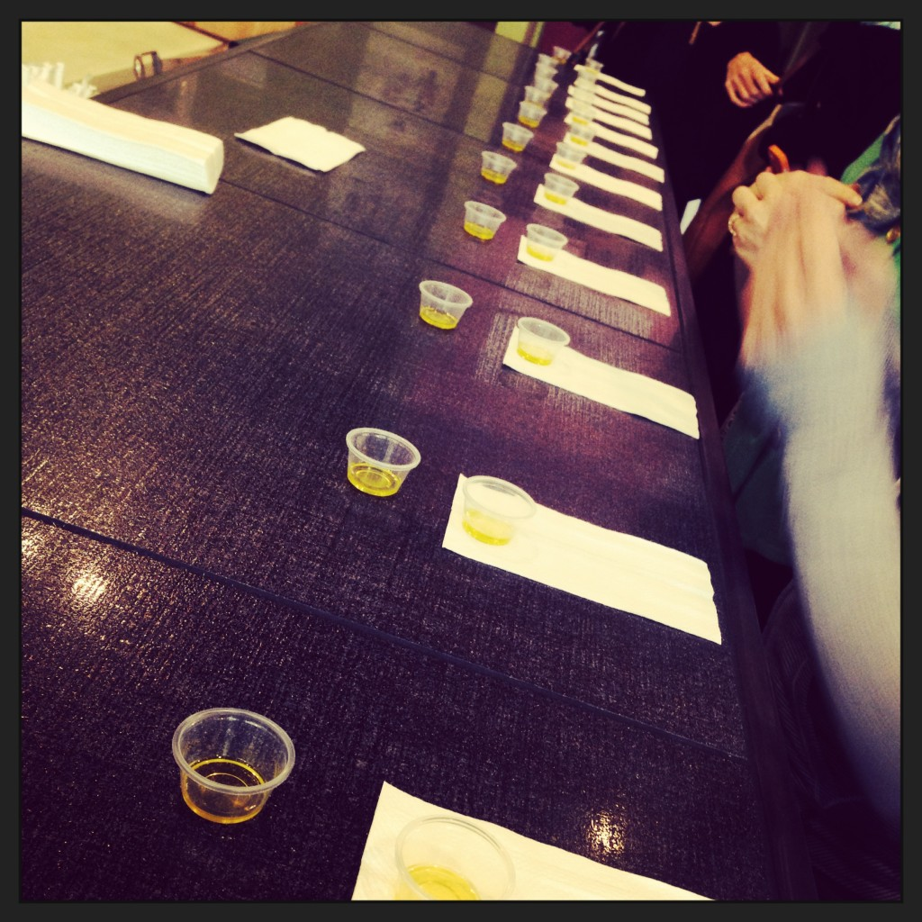 Miele Seattle Food Tour-Olive Oil Tasting at Quintessential Gourmet