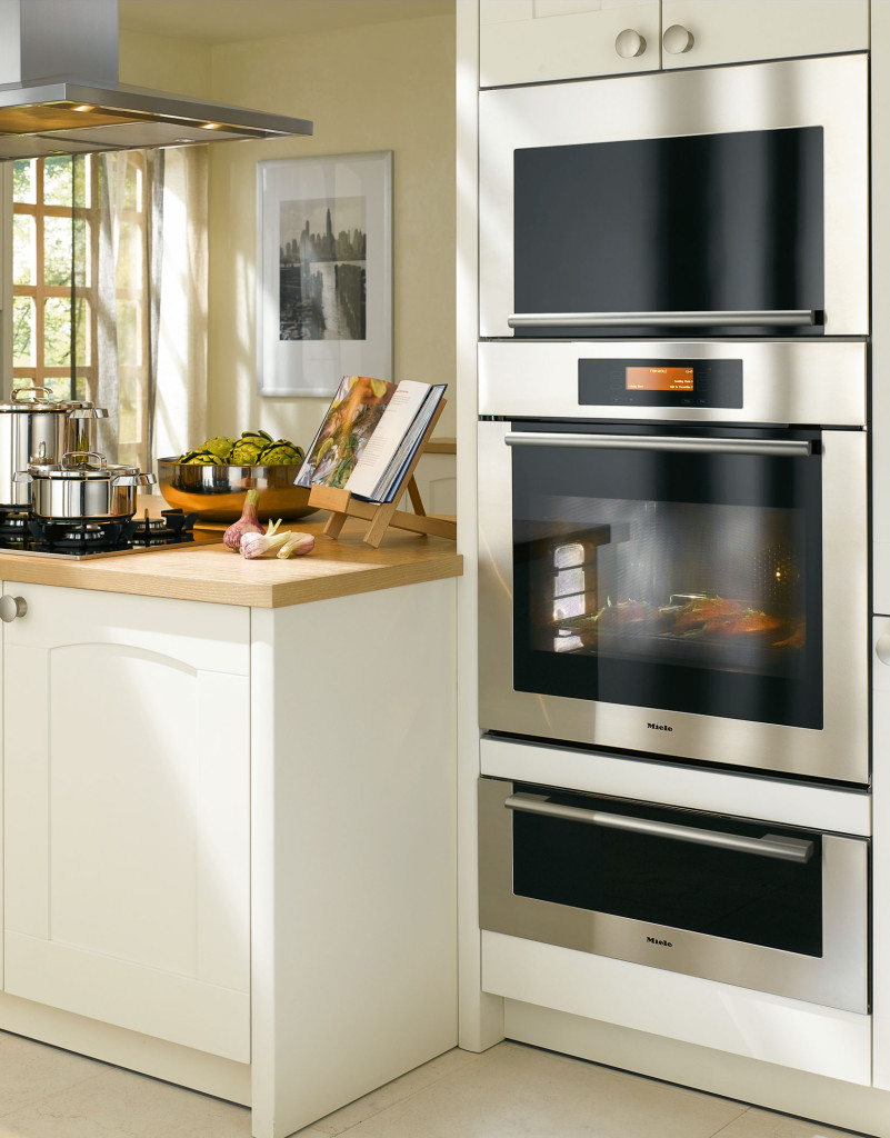 Miele Combi Steam Oven-image via aaaasc Miele applience repair site