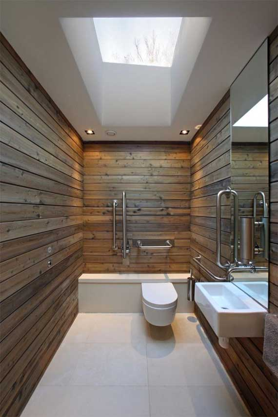 Wet Rooms-via Santa Rosa Interior Design | Irene Turner