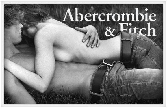the New Face of Beauty™ according to Abercrombie & Fitch-image via Longley Sophie