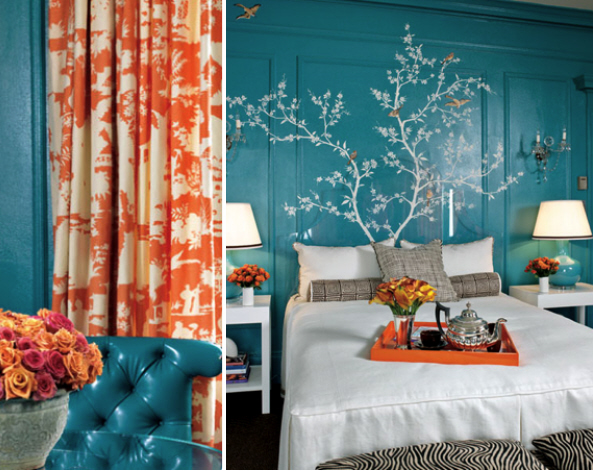blueroom Color of the Year 2011: From Rose to Coral