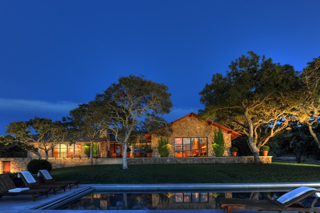 Redefining Luxury-Sonoma Style image via De Meza Architects in Sonoma County
