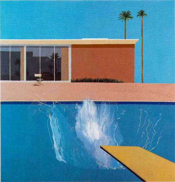 david hockney a bigger splash Gratitude David Hockney