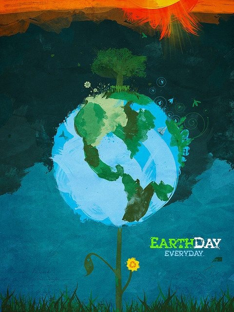 Earth Day Everyday-image via Teaching with Soul
