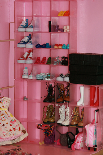 pink 6 Tips for Closet Organization Sonoma Style™