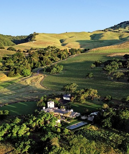 Walker Warner Architects, Sonoma Ranch-image via Remodelista