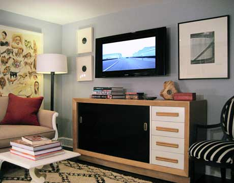 tv 1 de1  11 Tips on How to Display Your Flat Screen TV